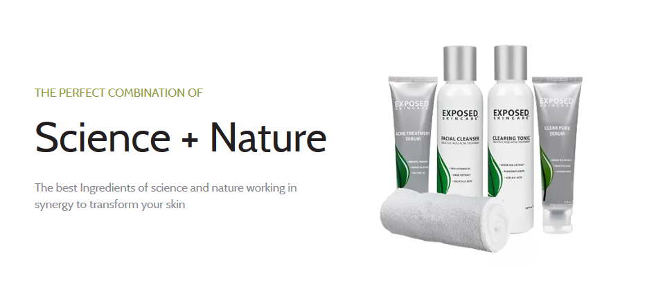 exposed skin care reviews