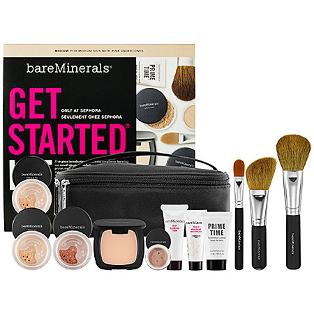 My Bare Minerals Starter Kit Review