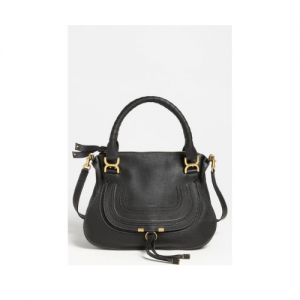 Chloe Marcie Leather Satchel Medium