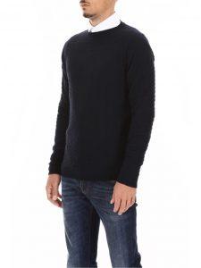 giorgio armani men's sweaters