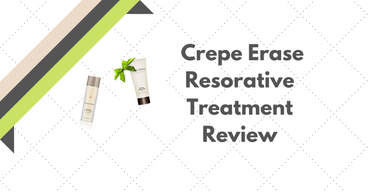 crepe erase facial treatment reviews